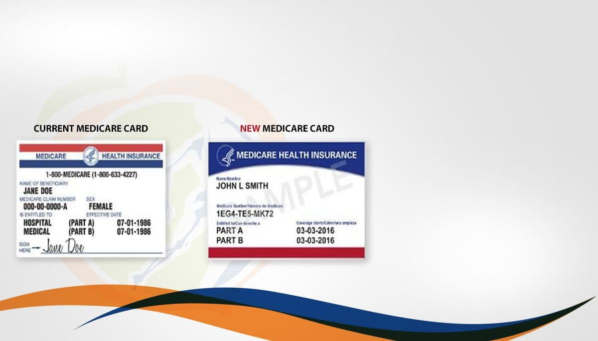 Medicare card changes